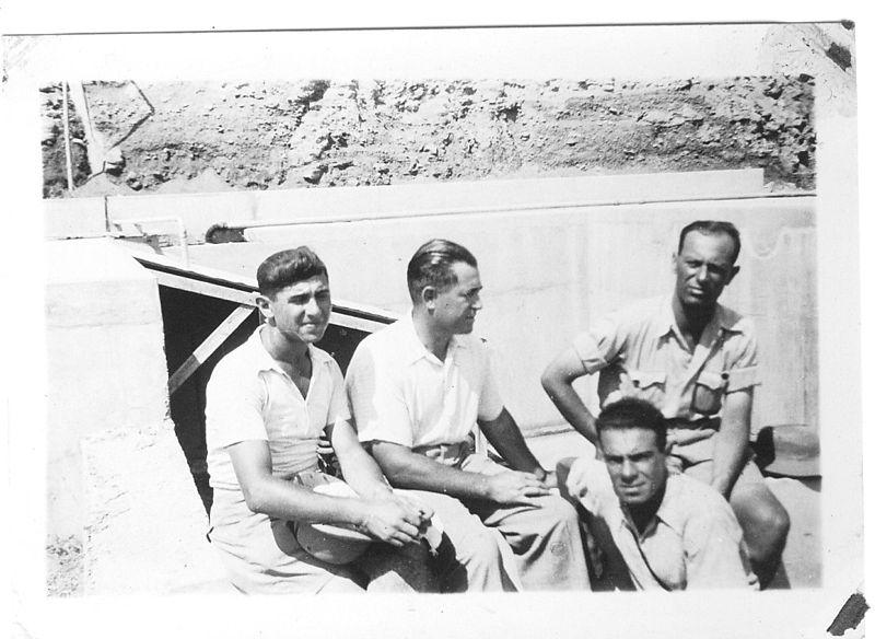 חמי טבריה בשנות ה-30