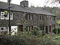 Pingot Cottages, Shaw - geograph.org.uk - 1208231.jpg