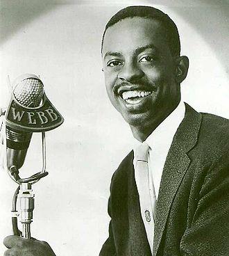 Ron Pinkney - Ron Pinkney, WEBB Radio Disc Jockey, 1960