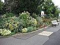 Pinner tube flowerbeds 1.jpg