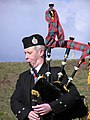 Pipe Major, Lisbeg Pipe Band - geograph.org.uk - 1225012.jpg
