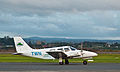 Piper PA34 Seneca, Tauranga, New Zealand, 18 Aug. 2010 - Flickr - PhillipC.jpg