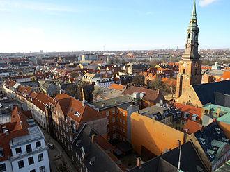 Latin Quarter, Copenhagen - View of the Latin Quarter