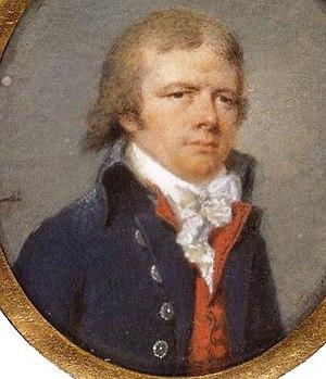 James Pitot - Pitot in 1802