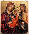 Pittore cretese, madre della consolazione e s. giovanni battista, xvii secolo.jpg