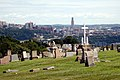 Pittsburgh 2019-08-10 Oakland from South Side Slopes 02.jpg