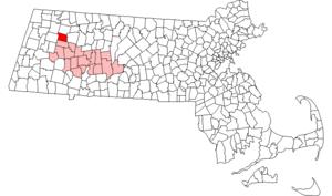 Plainfield, Massachusetts - Image: Plainfield ma highlight