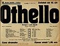 Plakat za predstavo Othello v Narodnem gledališču v Maribor 7. aprila 1940.jpg