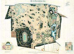 Plan Charlottenhof Gerhard Koerber nach Lenne 1839.jpg