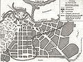 Plan of Turaw, Belarus, 1926.jpg