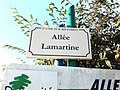 Plaque Allée Lamartine St Cyr Menthon 2011-11-23.jpg