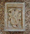 Plaster cast of coat of arms, collection of Istituto Veneto di Scienze, Lettere ed Arti 003.jpg