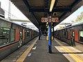 Platform of Sakurajima Station 4.jpg