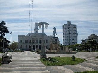 Azul, Buenos Aires - City Hall