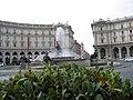 Plaza da República, con loureiros - Flickr - dorfun.jpg