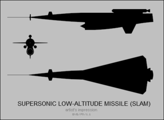 Supersonic Low Altitude Missile