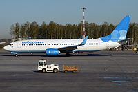 VQ-BAW - B738 - PAL Airlines