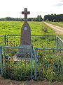 Podlaskie - Brańsk - Poletyły 20110903 05 - Krzyż.JPG