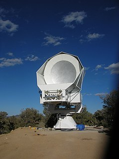 POLARBEAR Cosmic microwave background polarization experiment located in Chile