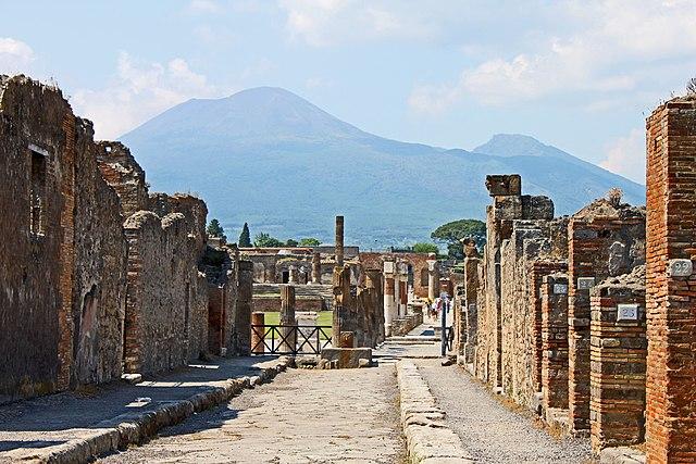 Pompei - Photo credit: Author Carlo Pelagalli