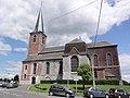 Pont-sur-Sambre (Nord, Fr) église N.D. de Quartes.jpg