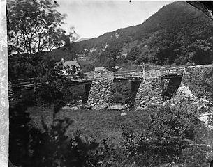 Pont-y-pant, Dolwyddelan
