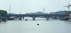 Image illustrative de l'article Pont National (Paris)