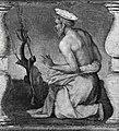 Pontormo - San Girolamo penitente nel deserto, inv. 104C.jpg
