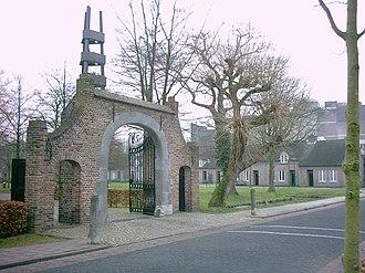 Lieshout - Image: Poortvanbinderen