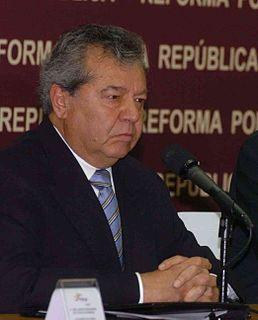 Porfirio Muñoz Ledo Mexican politician