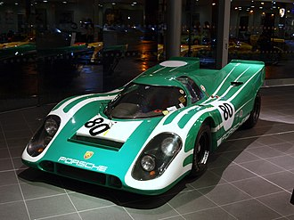 David Piper - Image: Porsche 917 front side David Piper