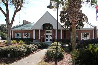 Port Royal, South Carolina - Port Royal Municipal Offices