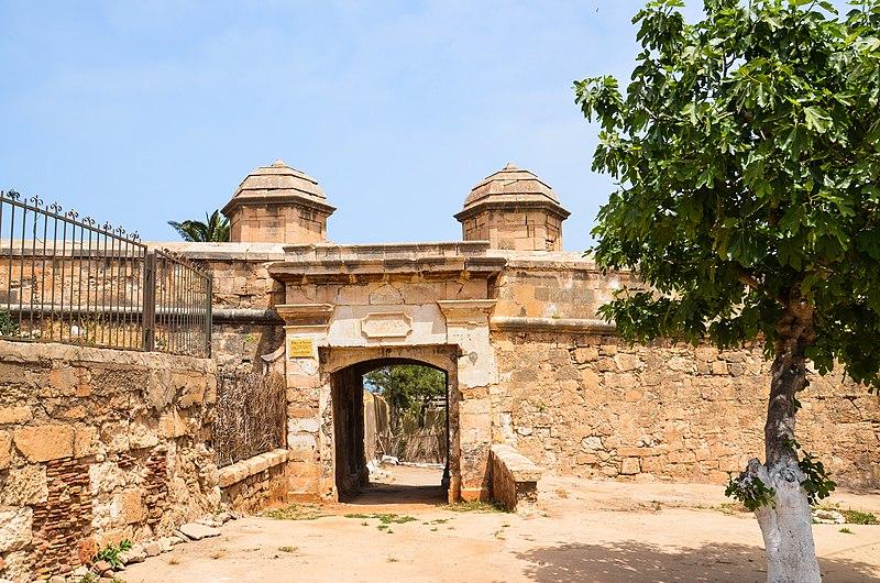 File:Porte de Santon Oran.jpg