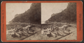 Portion of the Wrecked Steamer 'Isaac Newton.', from Robert N. Dennis collection of stereoscopic views.png