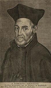 P. Robertus Personius