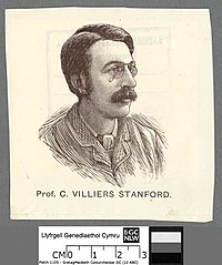 Prof. C. Villiers Stanford