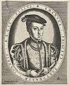 Portret van Johan Manuel van Portugal Portretten van heersers (serietitel), RP-P-1882-A-5876.jpg