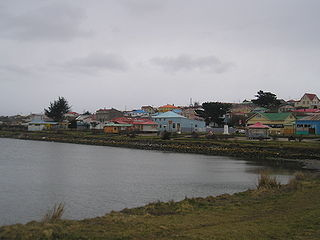 Town and Commune in Magallanes y Antártica Chilena, Chile