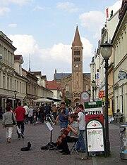 Potsdam Brandenburger Str