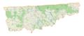 Powiat gołdapski location map.png