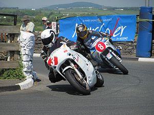 2012 Isle of Man TT - Image: Pre TT Classic IMG 00158