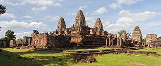 Pre Rup - Image: Pre Rup, Angkor, Camboya, 2013 08 16, DD 13