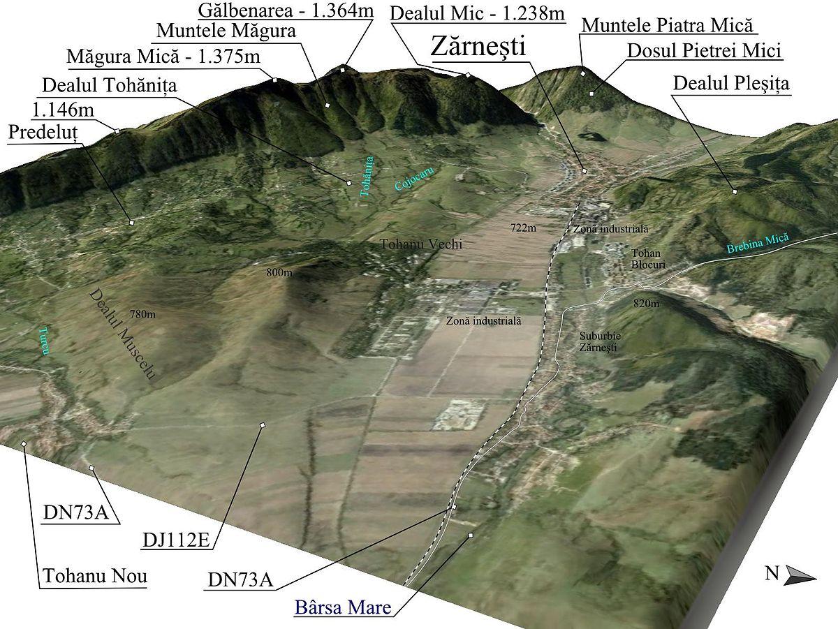 File Prelucrare 3d Pentru Zarnesti Brasov Jpg Wikimedia Commons