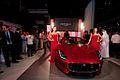 Premier Motors Unveils the Jaguar F-TYPE in Abu Dhabi, UAE (8739617375).jpg