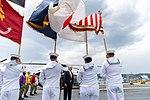 President Trump Aboard the USS WASP (47952013838).jpg