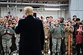 President Trump and the First Lady Visit Troops in Germany (44686196570).jpg