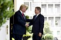 President of the United States Donald Trump & President of Finland Sauli Niinistö, August 28, 2017 (01).jpg