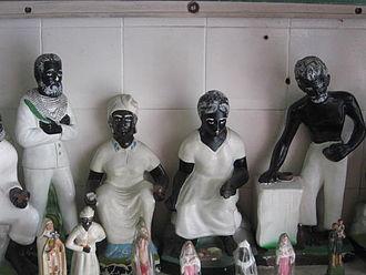 Umbanda - Preto-velho spirits