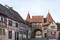 Prichsenstadt, Luitpoldstraße 23, Vorstadttor-20151228-001.jpg