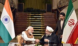 India–Iran relations - Wikipedia